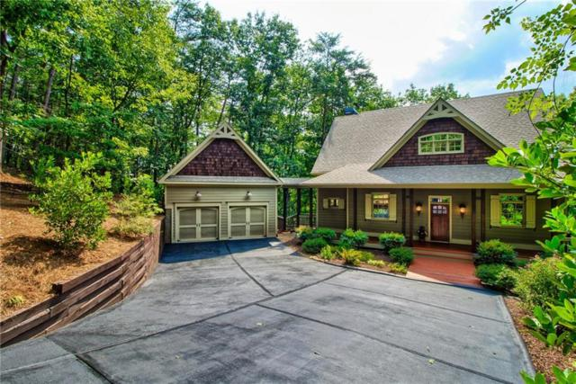 972 Cherokee Trail, Big Canoe, GA 30143 (MLS #6058940) :: North Atlanta Home Team