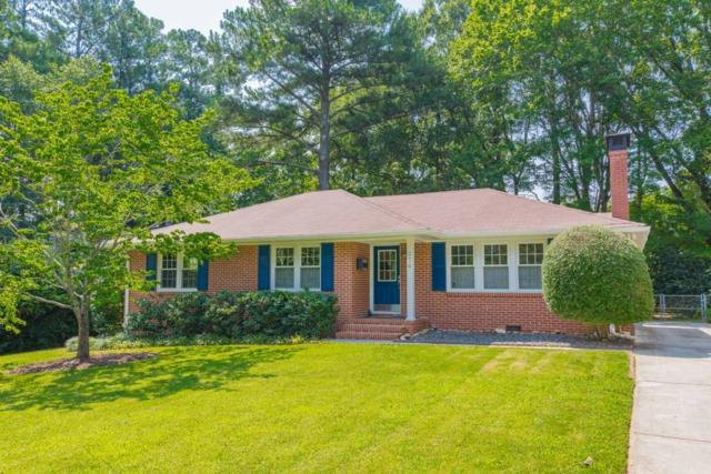 376 Seminole Drive, Marietta, GA 30060 (MLS #6059041) :: Iconic Living Real Estate Professionals