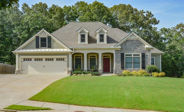 126 N Mountain Brooke Drive, Ball Ground, GA 30107 (MLS #6059222) :: Path & Post Real Estate