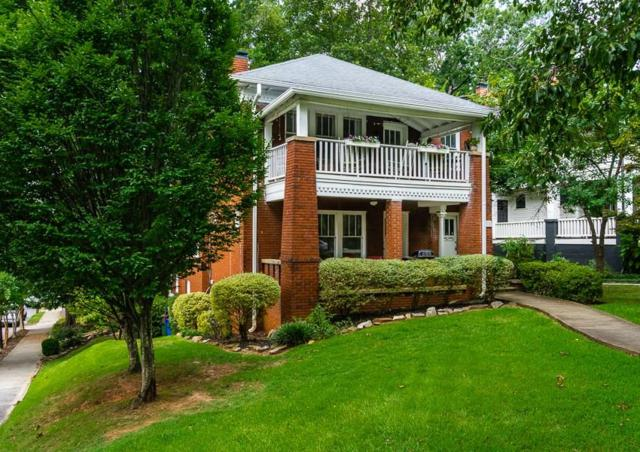 1110 N Highland Avenue NE, Atlanta, GA 30306 (MLS #6059385) :: The Russell Group