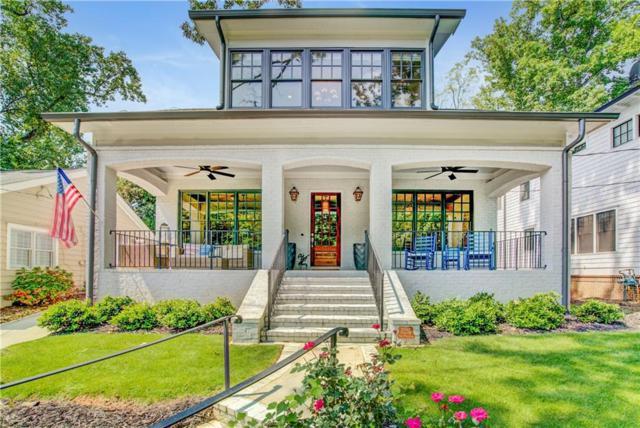 1362 N Morningside Drive NE, Atlanta, GA 30306 (MLS #6059389) :: RE/MAX Paramount Properties