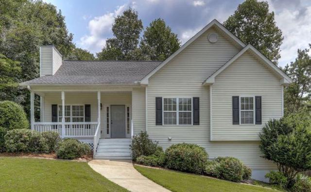 446 Spring Ridge Drive, Dawsonville, GA 30534 (MLS #6059431) :: The North Georgia Group
