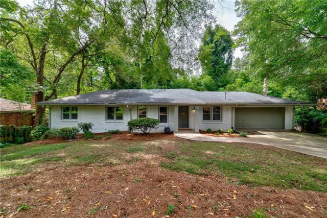 2511 Sherbrooke Drive NE, Atlanta, GA 30345 (MLS #6059435) :: Path & Post Real Estate