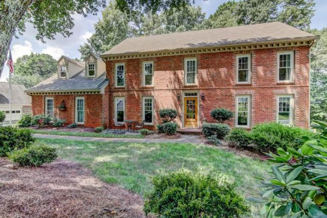 1165 Redfield Ridge, Dunwoody, GA 30338 (MLS #6059454) :: North Atlanta Home Team