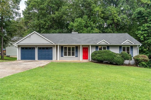 41 Hartley Woods Drive NE, Kennesaw, GA 30144 (MLS #6059475) :: North Atlanta Home Team