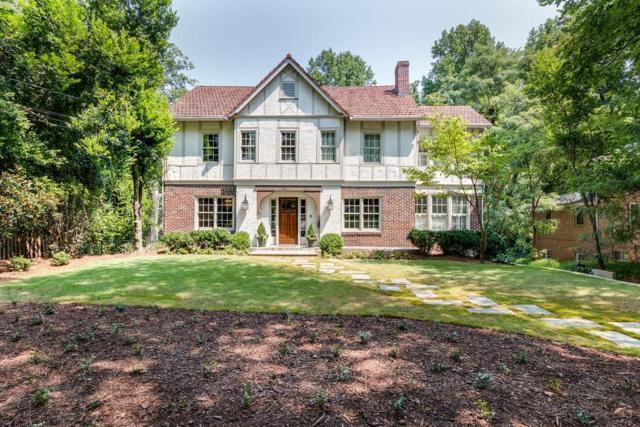676 E Morningside Drive NE, Atlanta, GA 30324 (MLS #6059507) :: RE/MAX Paramount Properties