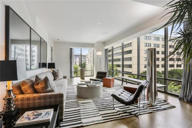 867 Peachtree Street NE #402, Atlanta, GA 30308 (MLS #6059538) :: Buy Sell Live Atlanta