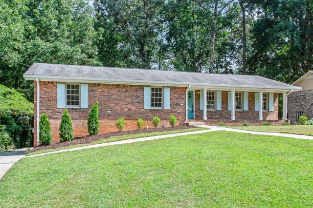4303 Fawn Lane SE, Smyrna, GA 30082 (MLS #6059591) :: North Atlanta Home Team