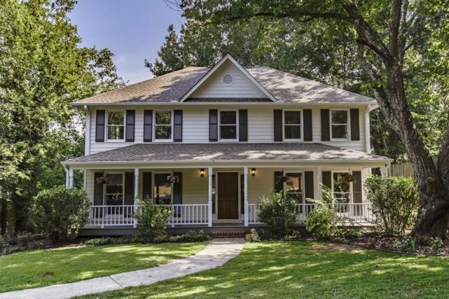 1056 Boston Ridge, Woodstock, GA 30189 (MLS #6059666) :: Path & Post Real Estate