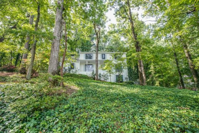 935 Lost Forest Drive, Sandy Springs, GA 30328 (MLS #6059825) :: The Cowan Connection Team