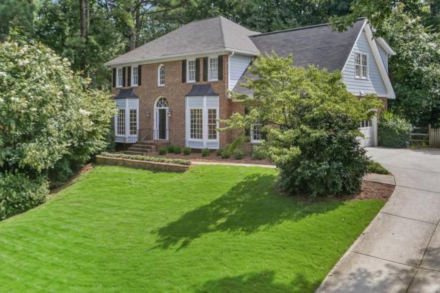 4556 Stilson Circle, Peachtree Corners, GA 30092 (MLS #6059828) :: The Bolt Group
