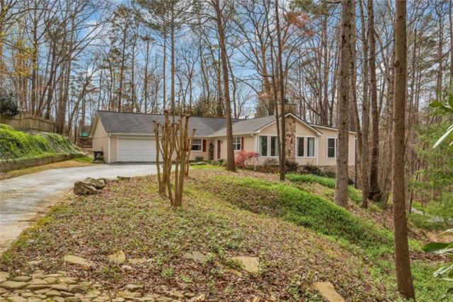 4070 S Berkeley Lake Road NW, Berkeley Lake, GA 30096 (MLS #6059865) :: RCM Brokers