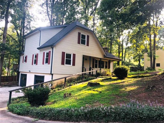 3466 Brookhill Circle, Marietta, GA 30062 (MLS #6059987) :: North Atlanta Home Team