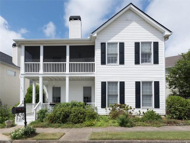 812 Flagstone Lane SE, Marietta, GA 30067 (MLS #6060083) :: The North Georgia Group