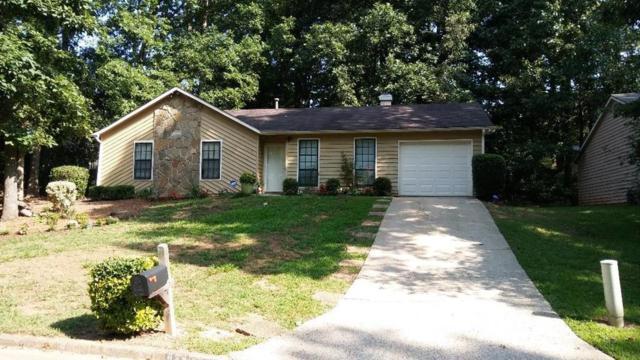 824 Greenhedge Drive, Stone Mountain, GA 30088 (MLS #6060124) :: The North Georgia Group