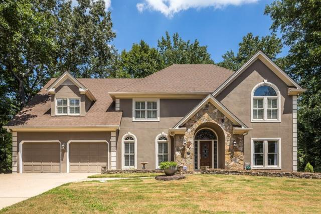 160 Spalding Creek Court, Sandy Springs, GA 30350 (MLS #6060178) :: North Atlanta Home Team