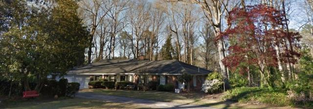 1025 Coronado Drive NW, Atlanta, GA 30327 (MLS #6060257) :: North Atlanta Home Team