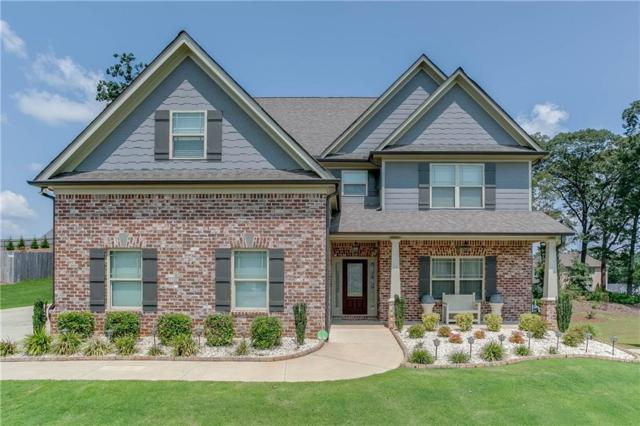 1073 Abe Lincoln Way, Jefferson, GA 30549 (MLS #6060402) :: The Russell Group