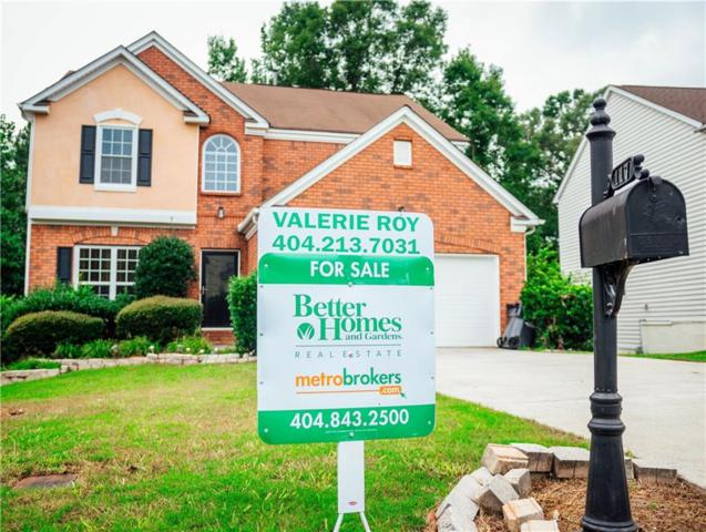 117 Daisy Meadow Trail, Lawrenceville, GA 30044 (MLS #6060483) :: North Atlanta Home Team