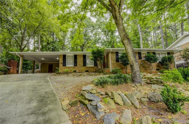 2453 Nancy Lane NE, Atlanta, GA 30345 (MLS #6060540) :: Kennesaw Life Real Estate