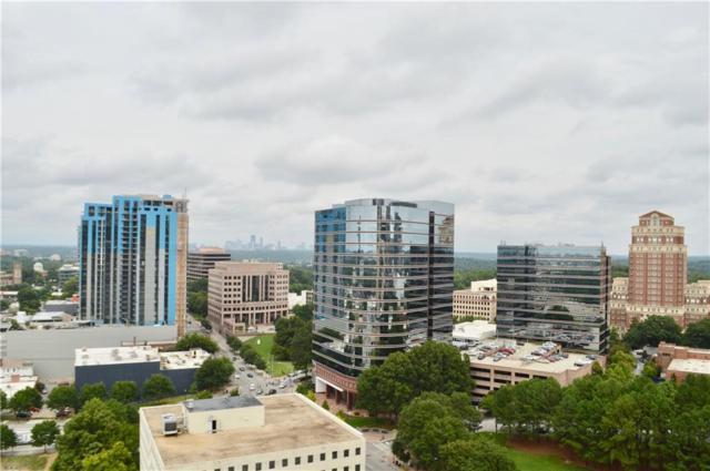 1280 W Peachtree Street NW #2512, Atlanta, GA 30309 (MLS #6060597) :: Rock River Realty
