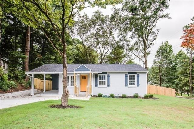 3495 Bolfair Drive NW, Atlanta, GA 30331 (MLS #6060608) :: The Cowan Connection Team