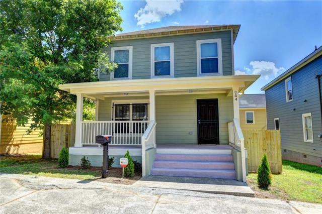 744 Garibaldi Street SW, Atlanta, GA 30310 (MLS #6060668) :: The Cowan Connection Team