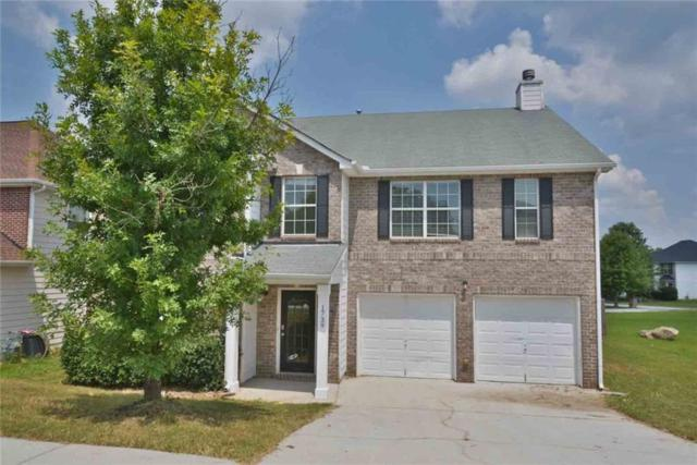 1739 Rice Square, Lithonia, GA 30058 (MLS #6060710) :: The Russell Group