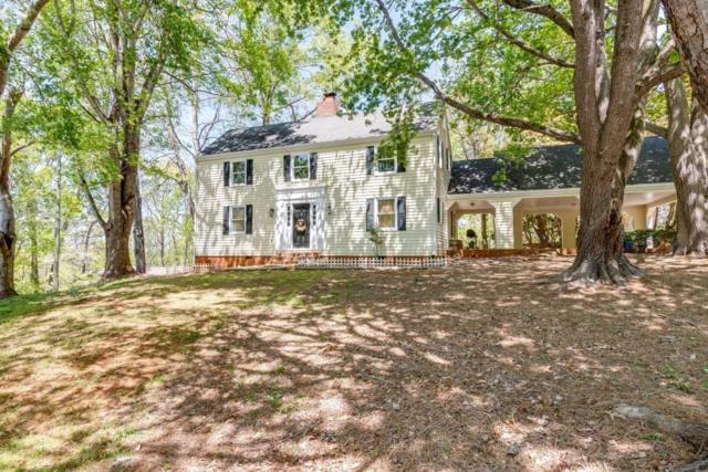 2220 Colonial Circle, Gainesville, GA 30501 (MLS #6060802) :: North Atlanta Home Team