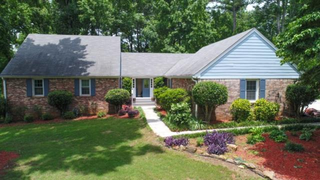 1725 Holmes Drive SW, Conyers, GA 30094 (MLS #6060822) :: North Atlanta Home Team