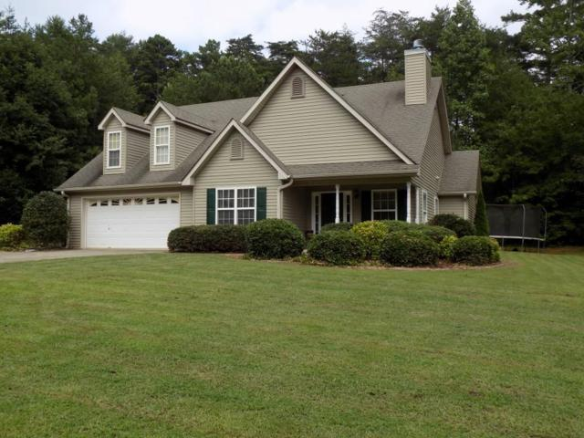 131 Greenwood Park Way, Dawsonville, GA 30534 (MLS #6060887) :: The North Georgia Group