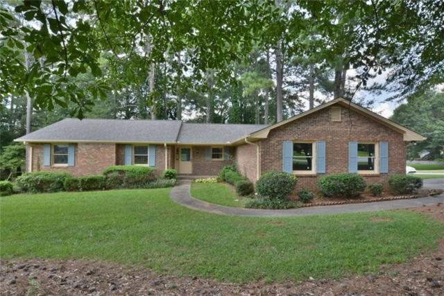733 Sugar Hill Lane SE, Conyers, GA 30094 (MLS #6060910) :: Iconic Living Real Estate Professionals