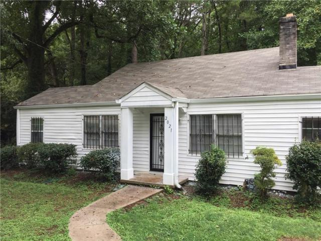 2021 Conrad Avenue SE, Atlanta, GA 30315 (MLS #6060969) :: The Russell Group