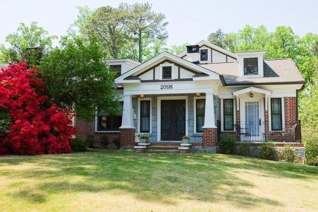 2098 Belvedere Drive NW, Atlanta, GA 30318 (MLS #6060991) :: The Cowan Connection Team
