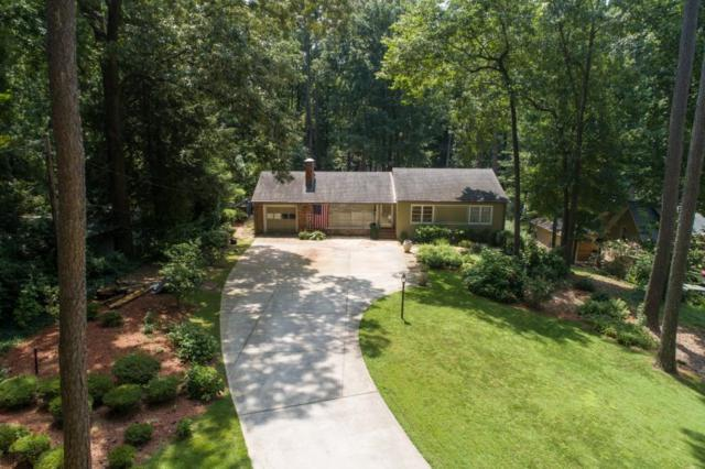 995 Canter Road NE, Atlanta, GA 30324 (MLS #6061047) :: RE/MAX Paramount Properties