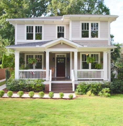 122 Emerson Avenue, Decatur, GA 30030 (MLS #6061088) :: Ashton Taylor Realty