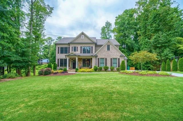 5306 N Peachtree Road, Dunwoody, GA 30338 (MLS #6061143) :: North Atlanta Home Team