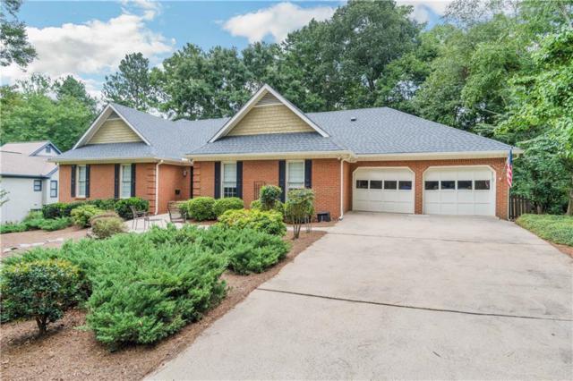 2720 Woods Ridge Drive, Alpharetta, GA 30022 (MLS #6061175) :: The North Georgia Group