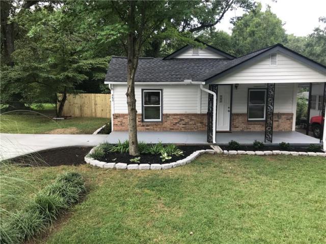 862 Tanner Drive, Scottdale, GA 30079 (MLS #6061217) :: RE/MAX Prestige