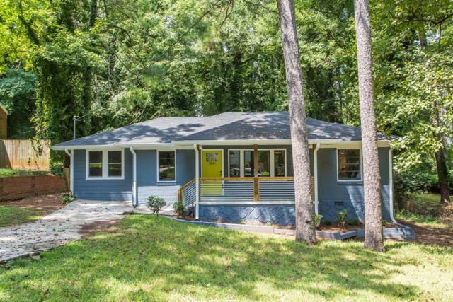 1841 Ridgeland Drive, Decatur, GA 30032 (MLS #6061261) :: The Russell Group