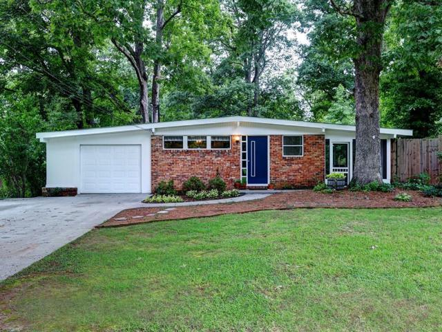 1105 Oakdale Drive SE, Smyrna, GA 30080 (MLS #6061494) :: Rock River Realty