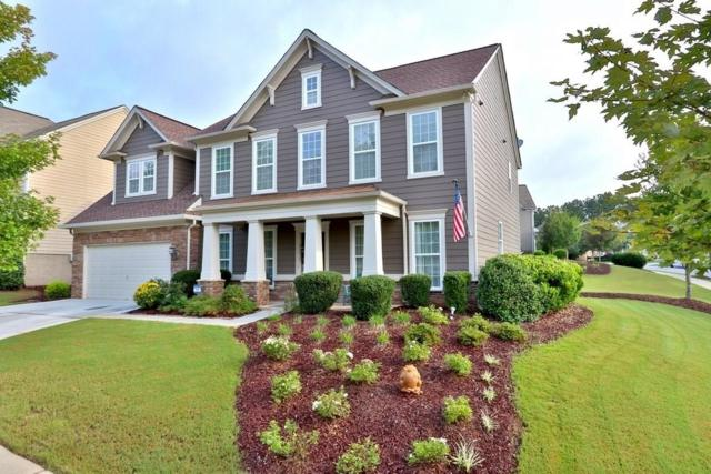 120 Edgewater Trail, Canton, GA 30115 (MLS #6061537) :: The Russell Group