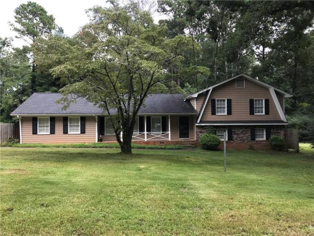 2660 Fieldstone Drive SE, Conyers, GA 30013 (MLS #6061539) :: The Cowan Connection Team
