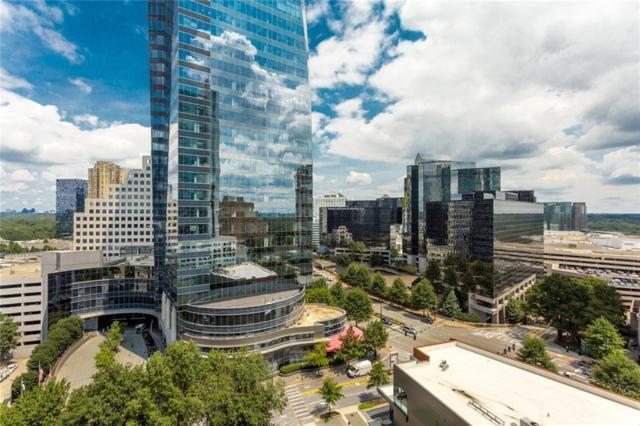 3324 Peachtree Road NE #1215, Atlanta, GA 30326 (MLS #6061587) :: Buy Sell Live Atlanta