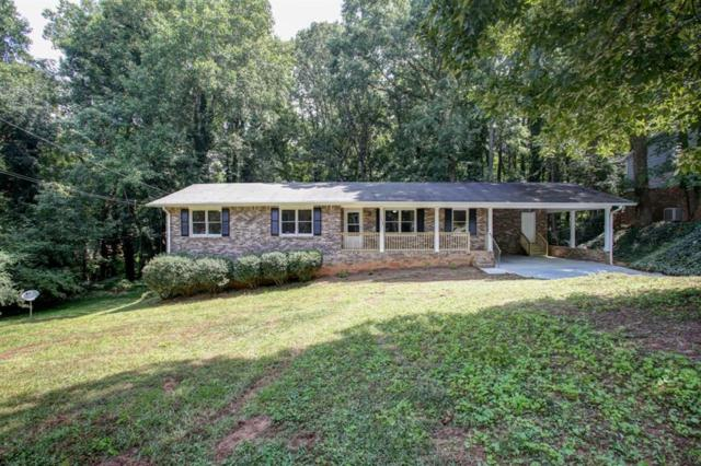 5054 Fitts Drive NE, Roswell, GA 30075 (MLS #6061783) :: The Bolt Group