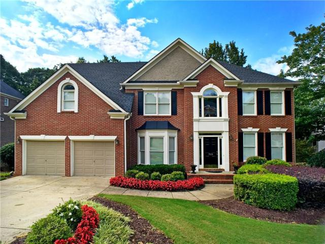 715 E Green Lane, Woodstock, GA 30189 (MLS #6061792) :: The Russell Group