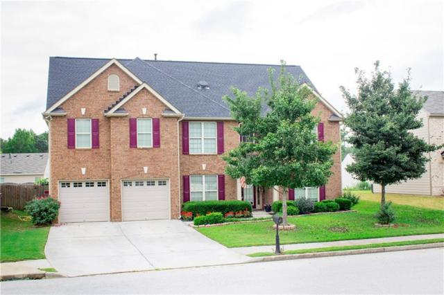 231 Caledonian Circle, Dallas, GA 30132 (MLS #6061804) :: Iconic Living Real Estate Professionals