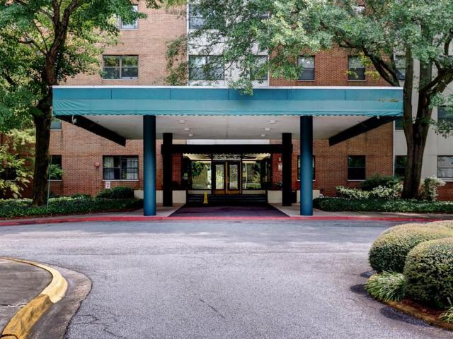 2965 Pharr Court NW #404, Atlanta, GA 30305 (MLS #6061865) :: The North Georgia Group
