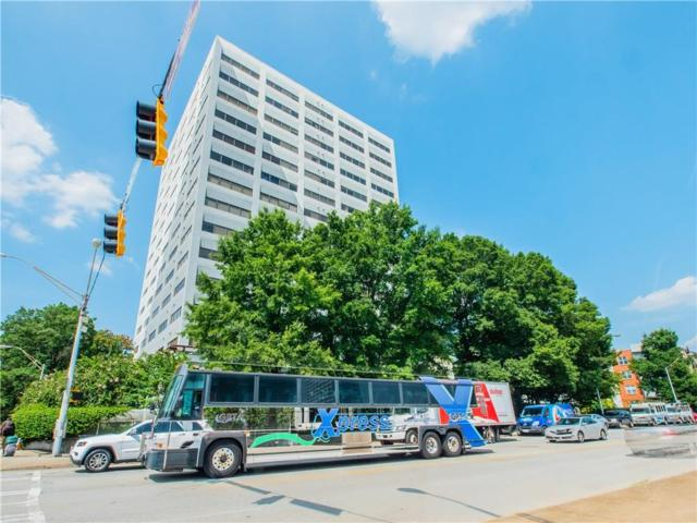 120 Ralph Mcgill Boulevard NE #1011, Atlanta, GA 30308 (MLS #6061893) :: The Zac Team @ RE/MAX Metro Atlanta