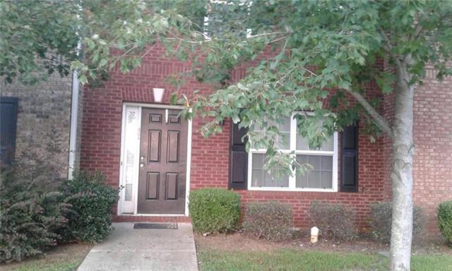 7712 Autry Circle #404, Douglasville, GA 30134 (MLS #6061894) :: The Russell Group
